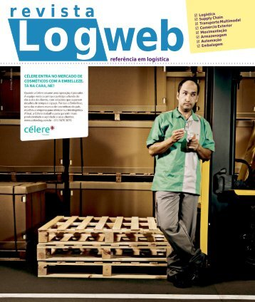 Edição 73 download da revista completa - Logweb