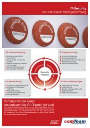 IT-Security - hall Computer Services GmbH