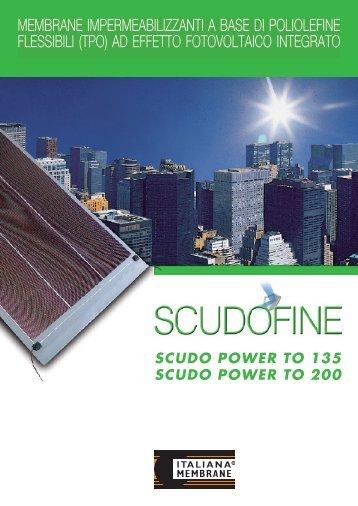 scudo power to 200 - Italiana Membrane