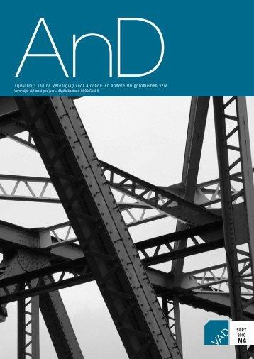 sept 2010 Tijdschrift van de Vereniging voor Alcohol- en ... - Vad.be