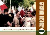 Aktuelle Tendenzen in der Rechtsextremen-Szene - gruene jugend