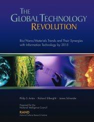 GLOBALTECHNOLOGY REVOLUTION ... - CiteSeerX