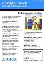 Revista completa (PDF) - Gestión Joven