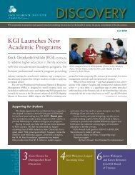 Layout 1 (Page 1) - Keck Graduate Institute