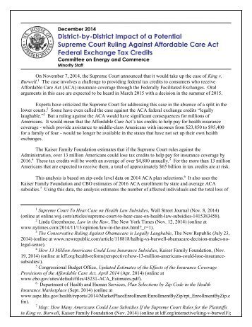 Fact-Sheet-District-By-District-King-vs-Burwell-Impacts-2014-December