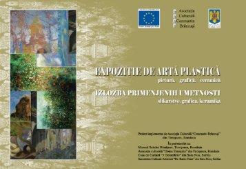 Catalog expozitie arta plastica - Brancusi