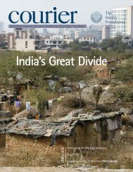 India's Great Divide - The Stanley Foundation