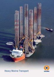 Heavy Marine Transport - Dockwise