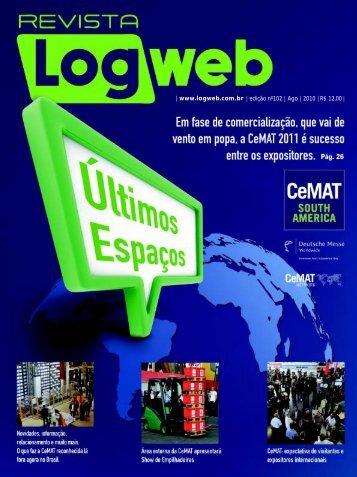 Edição 102 download da revista completa - Logweb