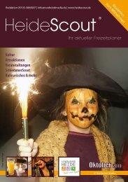 Veranstaltungen Oktober 2010 - HeideScout