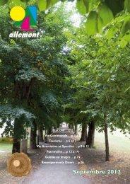 Septembre 2012 - Allemont