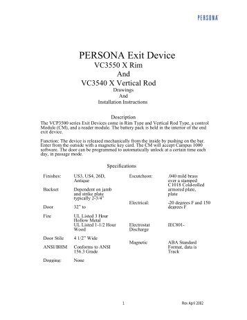 vingcard 3500 series exit device installation guide persona ?quality=85 vingcard 6778 remote persona campus  at bayanpartner.co