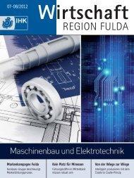25 Jahre Registrier-Kassen- Vertrieb (RKV) - IHK Fulda