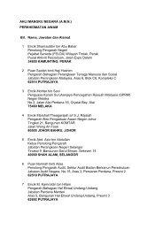 AHLI MANGKU NEGARA (AMN) - Bahagian Istiadat dan Urusetia ...