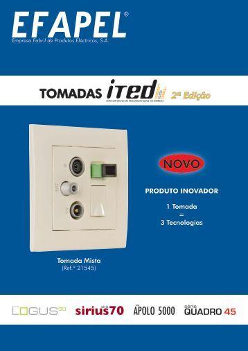 TOMADAS - Efapel