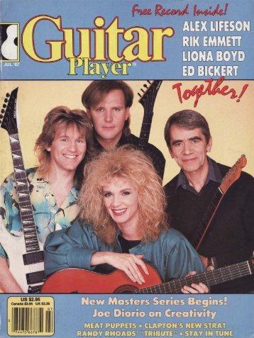 Canadian Guitar Summit - Cygnus-X1.Net