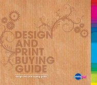 design and print buying guide - Printing.com