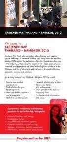 Fastener Fair Thailand - Page 6