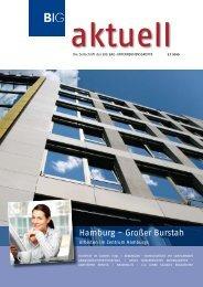 Ausgabe 2 / 2010 - BIG BAU-Unternehmensgruppe