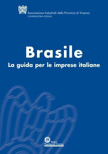 BRASILE La guida_imprese.pdf - Associazione Industriali della ...