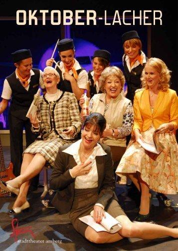 Oktober 2011 - Stadttheater Amberg