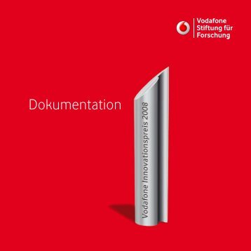 Download Dokumentation 2008 als PDF-Format - Vodafone Stiftung ...