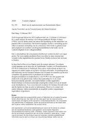 26991 Voedselveiligheid Nr. 339 Brief van de staatssecretaris ... - liigl