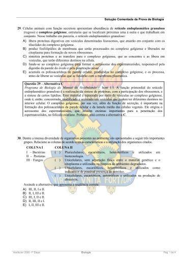 Biologia - Ccv.ufc.br