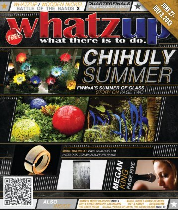 Open Entire Issue - WhatzUp