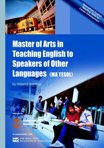 Phd thesis in tesol