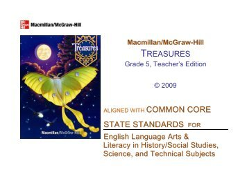 macmillan mcgraw hill treasures grade 1 pdf
