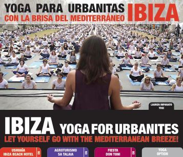 YOGA FOR URBANITES - Palladium Hotel Group