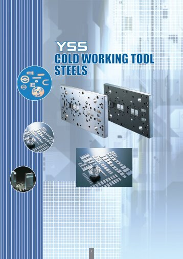 cold working tool steels cold working tool steels - Hitachi Metals ...