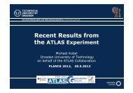 atlas - Planck 2012
