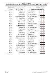 HKM F-Junioren Spielpläne 2012-2013.pdf - SVO Rheinzabern ...