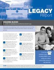 LEGACY - Englewood Hospital and Medical Center Foundation