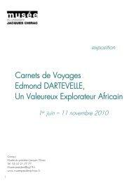 Carnets de Voyages Edmond DARTEVELLE, Un Valeureux ...