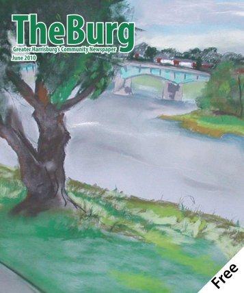 Greater Harrisburg's Community Newspaper June 2010 - theBurg