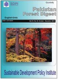 Vol. 1, No. 3 (October - December, 2010) - Sustainable ...