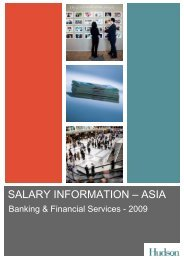 consumer banking - CTgoodjobs.hk