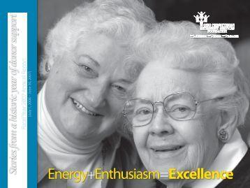 Foundation - Ohio Presbyterian Retirement Services