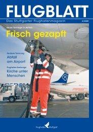 Ausgabe 2/09 - Flughafen Stuttgart