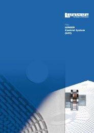 Neu: LENSER Control System (LCS) - Lenser Filtration GmbH + Co.