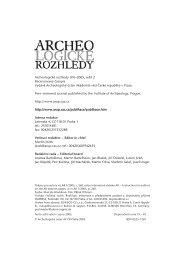 2005_2 - Archeologický ústav AV ČR