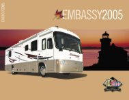 Embassy - Triple E Recreational Vehicles