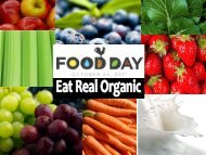 Eating Organic - Wellness