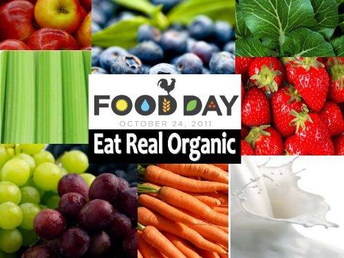 Eating Organic - Wellness