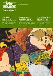Gammelgaard Magasinet 2012 - Art & jazz