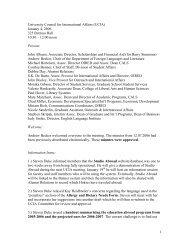 Jan 4 - Outreach & International Affairs - Virginia Tech
