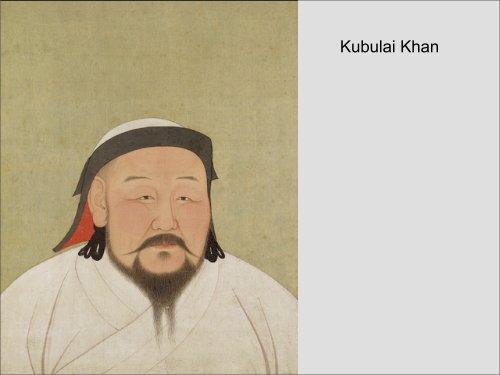 Kubulai Khan - GSAVisualarts